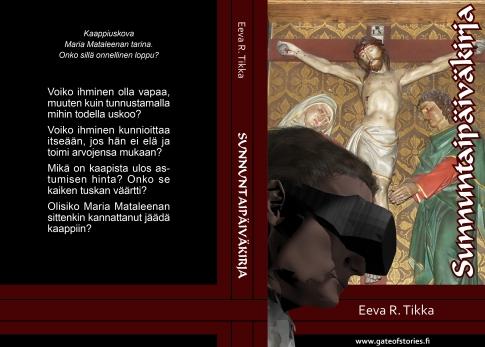 Sunnuntaipäiväkirja book cover 2019