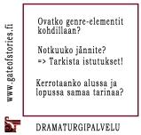 Gate of Stories Dramaturgipalvelu 3